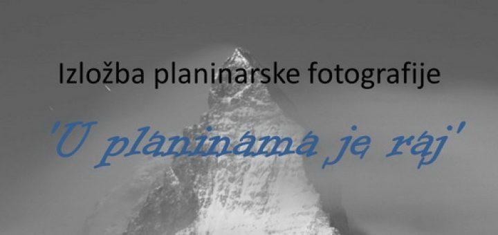 U planinama je raj_F