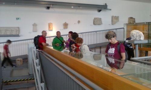 u muzeju Narona