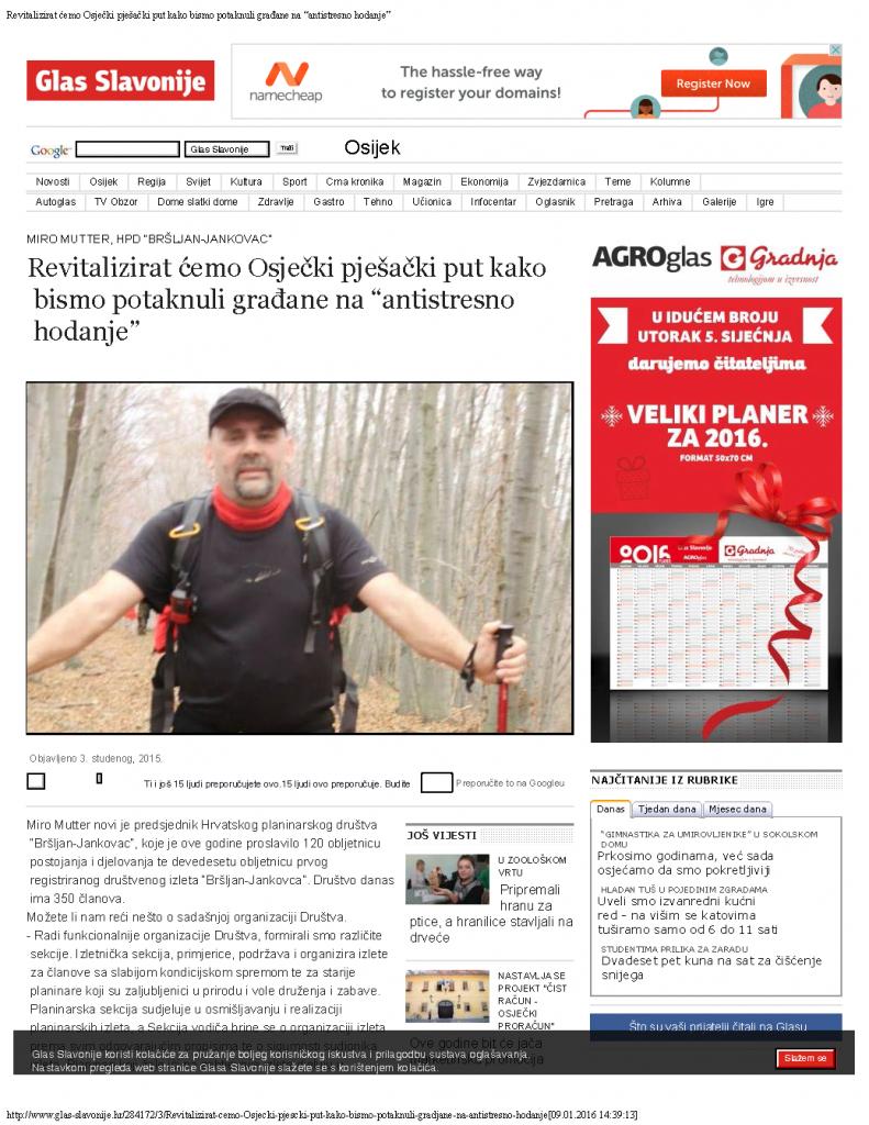 """Revitalizirat ćemo Osječki pješački put kako bismo potaknuli građane na """"ant_Page_1"""